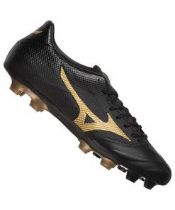 Mizuno Rebula 2 V2 Speed FG Herren Fußballschuhe schwarz