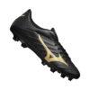 Mizuno Rebula 2 V3 Speed FG Fußballschuhe herren schwarz gold 1