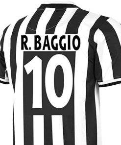 baggio juve jersey 94 95