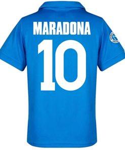 maradona trikot neapel 87 88