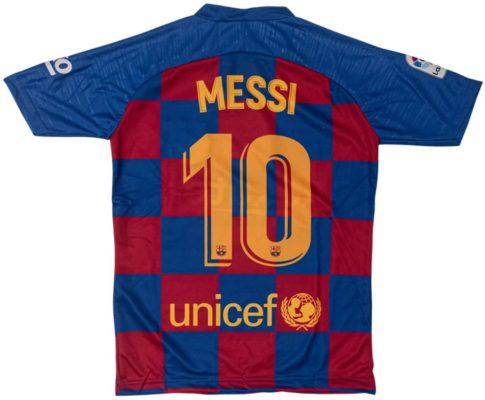 messi trikot kinder barcelona