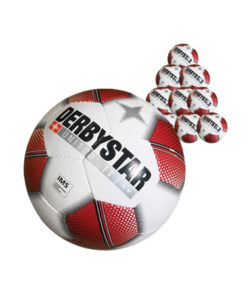 Derbystar United TT 10x Fussball