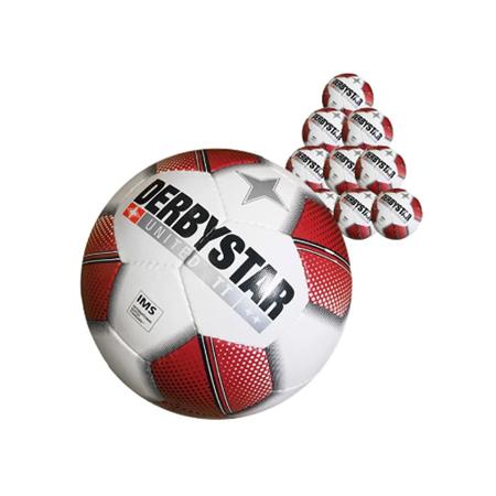Derbystar United TT 10x Fussball