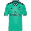 Real Madrid 3rd Kindertrikot türkis/grün