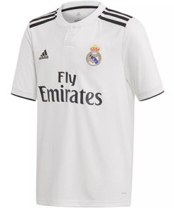 Real Madrid Kindertrikot Home 2018/2019