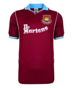 west ham united 2000 jersey