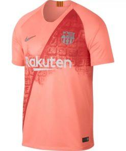 fc barcelona away jersey 18-19 orange