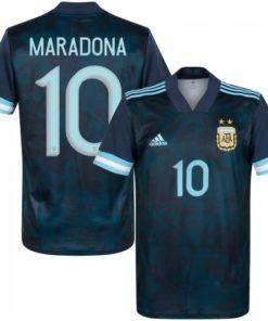 maradona jersey away 2020 2021