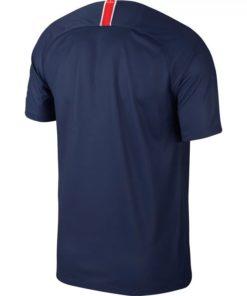 nike paris saint germain home jersey 18-19 dunkelblau