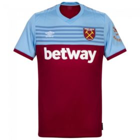 west ham united home 2019 2020 trikot