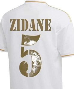 zidane trikot real madrid 19/20
