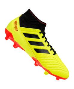 Adidas Predator sale 18.3 Herren Fussballschuhe gelb