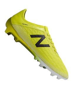 New Balance Furon v5 Pro FG Fussballschuhe herren gelb
