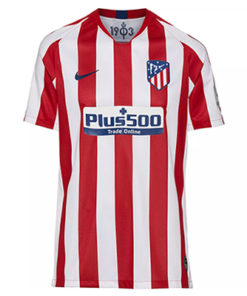 Nike atletico madrid home trikot 19-20 rot weiß herren