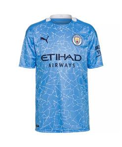 Manchester City Trikot 20 21 home