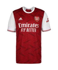 adidas Arsenal London home trikot 20-21 rot herren