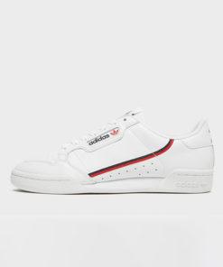 adidas originals continental 80 sneaker herre weiss