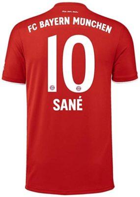 Leroy Sané Trikot vom FC Bayern München