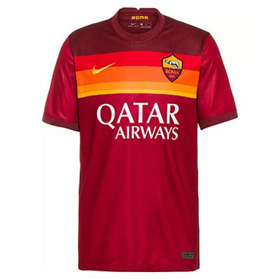 Nike as rom home trikot herren 20-21 rot