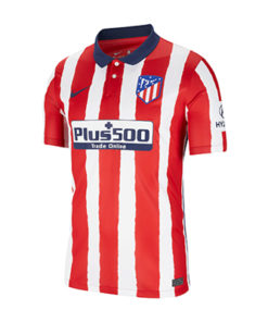 atletico madrid trikot 20-21 home