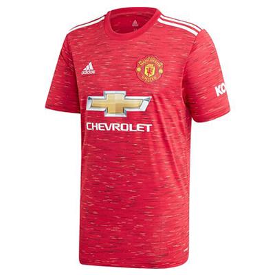 manchester united trikot home 20-21
