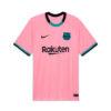 nike fc barcelona 3rd trikot kinder 20-21 pink