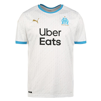 olympique marseille trikot home 20 21