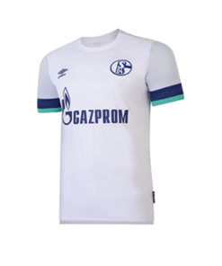 schalke 04 umbro away trikot 2019-2020 weiss kinder (1)