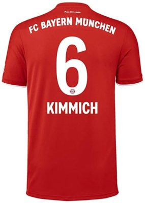 Joshua Kimmich Trikot vom FC Bayern München