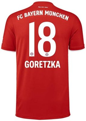 Leon Goretzka Trikot vom FC Bayern München