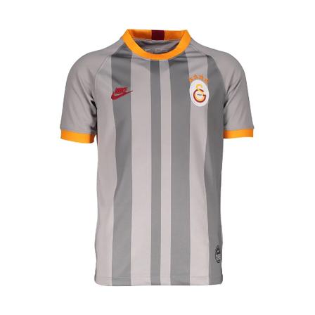 Nike Galatasaray Istanbul UCL Trikot Herren 19-20 grau 2 (2)