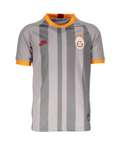Nike Galatasaray Istanbul UCL Trikot Kinder 19-20 grau