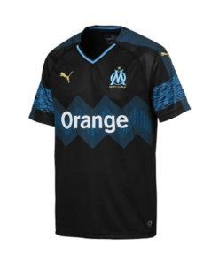 Puma Olympique Marseille Away Trikot 18-19 Herren dunkelblau