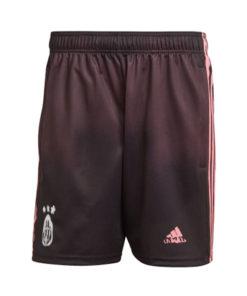 adidas juventus turin human race shorts schwarz