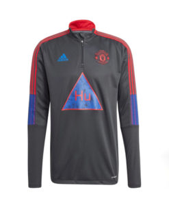adidas manchester united human race training herren
