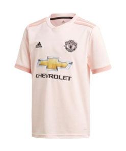 adidas manchester united trikot away kinder 18-19 pink
