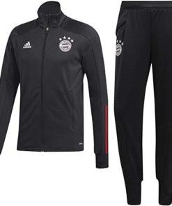bayern münchen adidas trainingsanzug 2020 2021 schwarz anthrazit