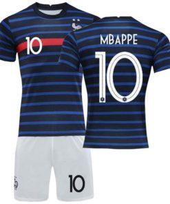 trikotset frankreich 2020 2021 mbappé