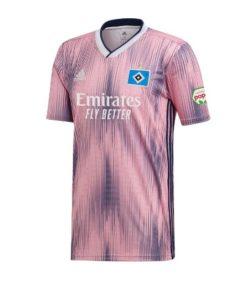 hamburger sv trikot rosa herren 2019 2020