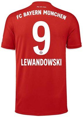 lewandowski trikot 2020 2021 bayern münchen