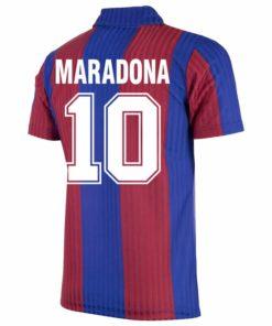 barcelona jersey von maradona