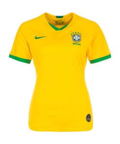 nike brasilien wm-trikot 2019 damen gelb