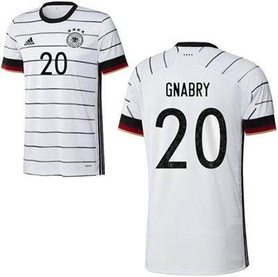 serge gnabry trikot deutschland 2020 2021