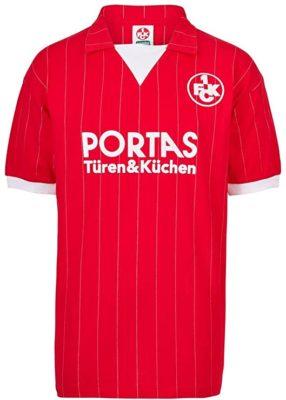 1. FC Kaiserslautern Portas Retro Trikot 1983