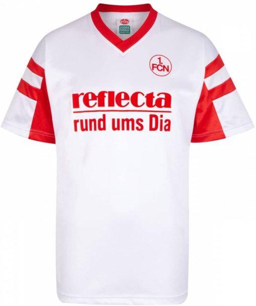 1. FC Nürnberg Retro Trikot 1988 Sponsor reflecta