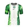 Nike Nigeria Home Jersey Naija 2020 grün weiss