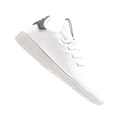 adidas originals hu pharrel williams sneaker weiss grau