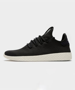 adidas originals pharrell williams tennis hu herren schwarz 1