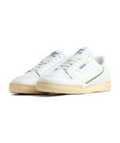 adidas continental 80 herren sneaker white 1
