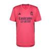 adidas real madrid away trikot 20-21 herren pink